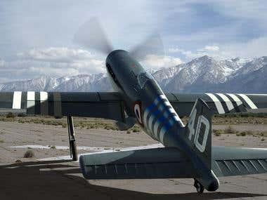 Propeller Plane design