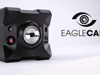 3D Visulzations Eagle cam