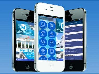 Android, iPhone Mobile Application Development, WordPress