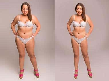 5 Star Rating: Body Shape Enhancement