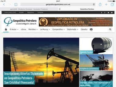 Geopolítica petrolera - Blog manager