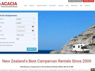 Rent A Campervan NZ