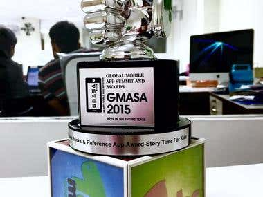 Award winning app