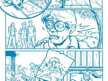 Sequential Pencils and Layouts