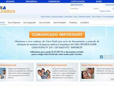Selling insurance Caixa Economica Federal