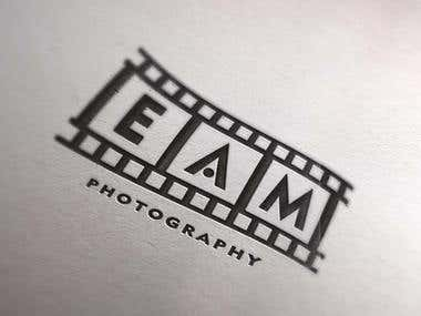 Logo Design for Photographer Homepage