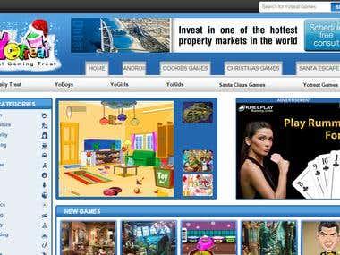 Gaming Portal