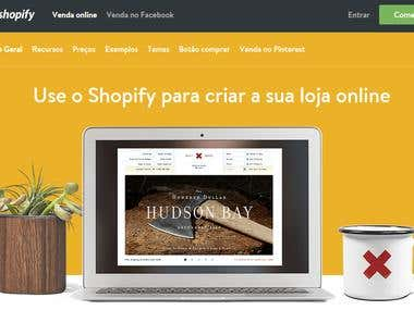 Shopify - Marketing material - Blog articles (EN > PT-BR)