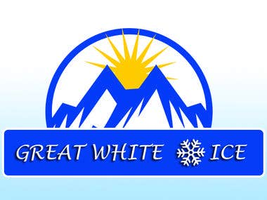 logo great white ice