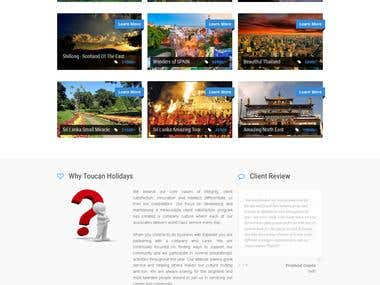 Tour - Travel Packages Portal