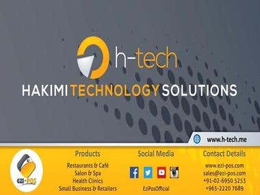 Visiting Card designed by us