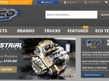 Diesel Performance Truck