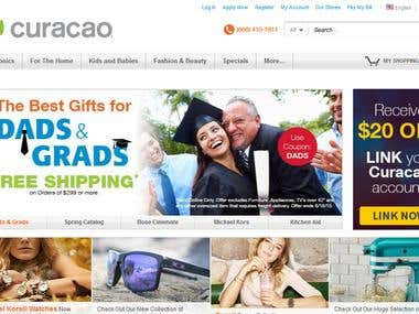 Curacao Online  Shopping