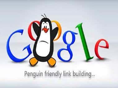 Penguin, panda and hummingbird safe SEO backlinks