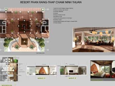 Phan Rang Resort - Thap Cham, Ninh Thuan Province