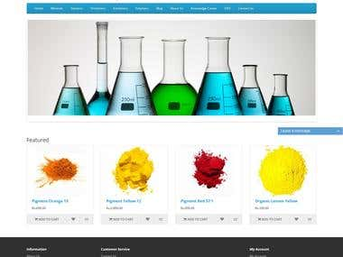 Chemical Supplier