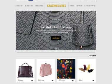 [Magento] Bags store