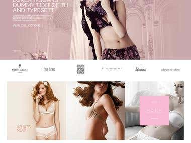 [Magento] Sexy Lingerie for women store