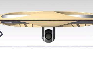 Life-Saving Drones - Conceptual -Desig
