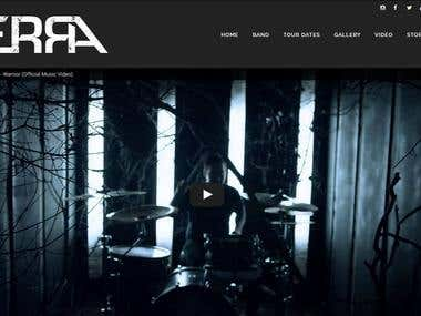 ERRA – Progressive Metal from Birmingham, Alabama