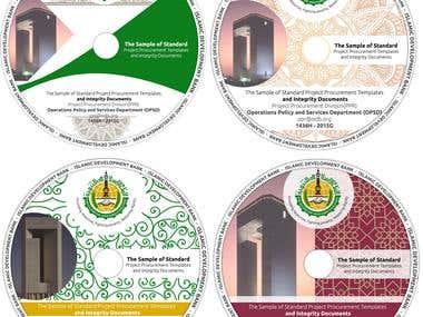Design Cd for Arabic Bank