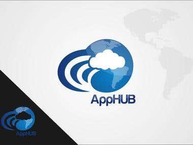AppHUB Logo Design