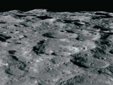 Moon (MONTES LEIBNITZ)