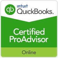 Certified Intuit Quickbooks ProAdvisor