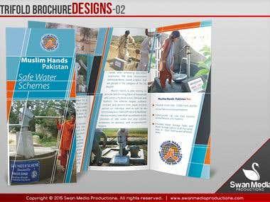 Trifold Brochure Designs