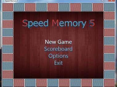 Speed Memory 5
