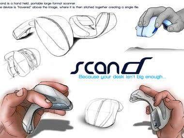 Scand - SketchBook Pro