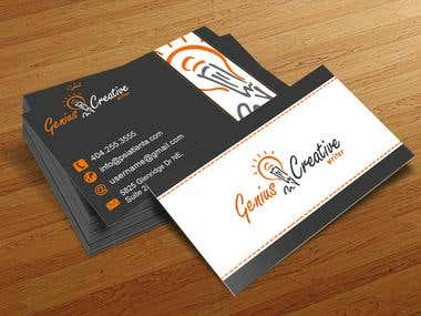 GCW Business Card