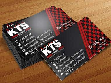 KTS Business Card