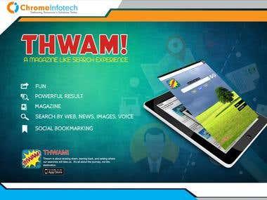 News App - Thwam