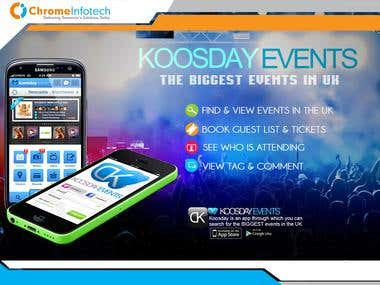 Event App - Koosday