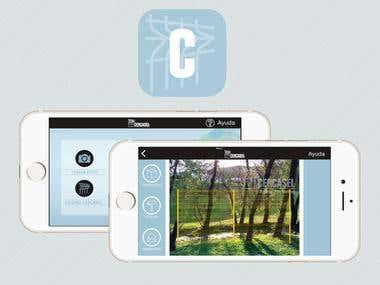 App Android de foto-montaje