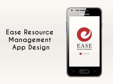 Ease Resource Management App