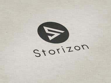 ٍStorizon Logo