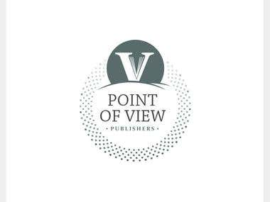 Point of View Publishers Logo