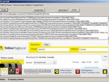 www.scrapehell.com software