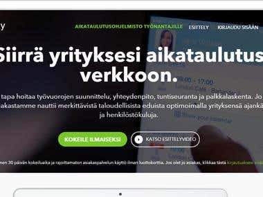 Website Translation English to Finnish