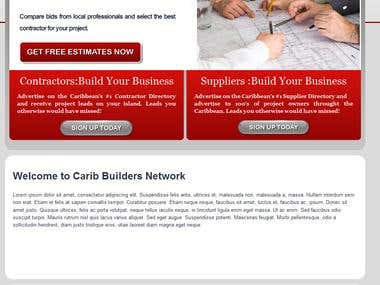 Carib builders Network
