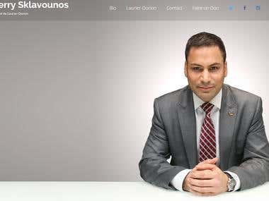 Revamp Website : http://www.gerrysklavounos.com