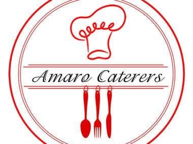 Logo for restaurant catering company