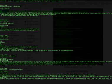 Glassdoor.com Companies Review - Web Scraper