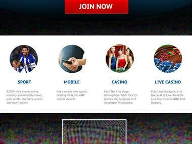 Sport Design on WordPress