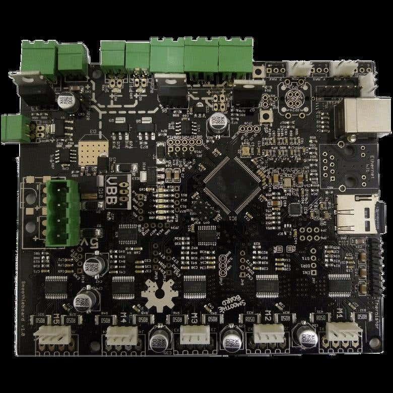 Smoothieware - CNC, 3D printer, Laser Cutter Controller