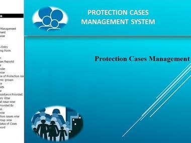 Protection Case Management System