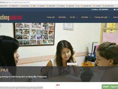An education website