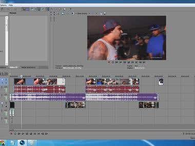 MC Dizaster Video Mashup